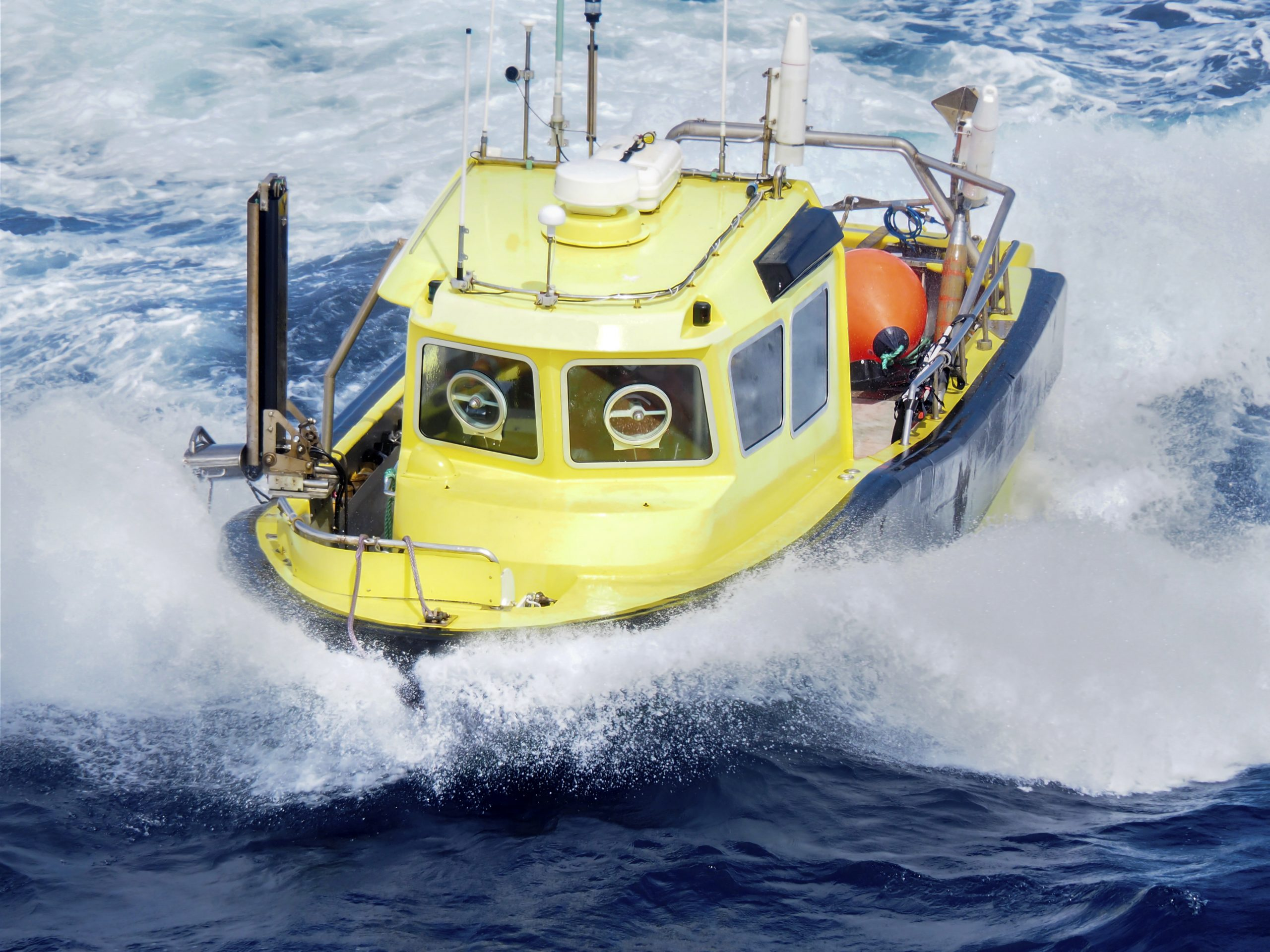 Motions Seakeeping Performance Prediction provides fast, reliable calculation of vessel response & MSI in a variety of sea states